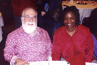 Butch and Grace Sankey Berman in 2005 [File Photo]